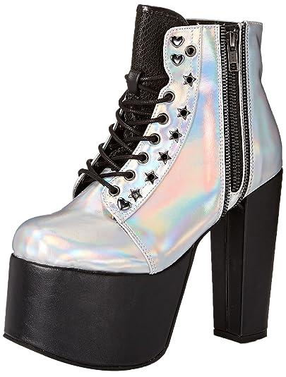 11dcc4b005d4 Demonia Women s TORMENT-712 Ankle Boot