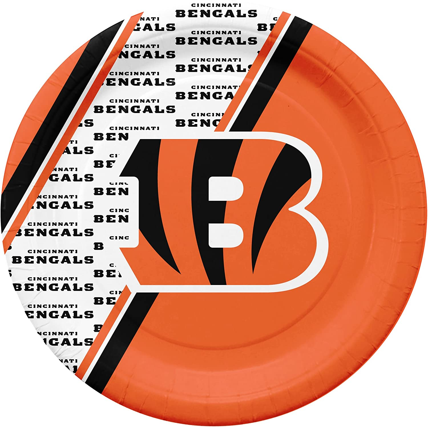 NFL Disposable Paper Plate 20-Pack