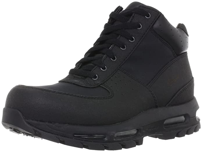 buy online 4546d 15352 Amazon.com   Nike Air Max Goadome II F L TT ACG Tec Tuff SCUFF  Black Black-Black Mens Shoes 414952-002-7.5   Fashion Sneakers