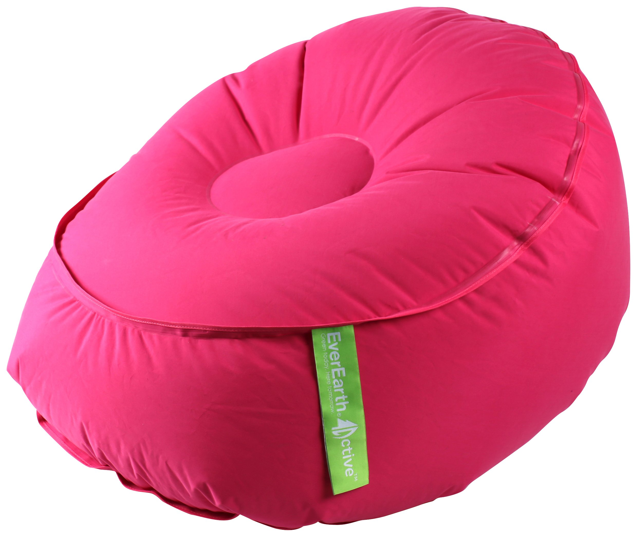 EverEarth Ezair Rangi Inflatable Chair, Pink by EverEarth