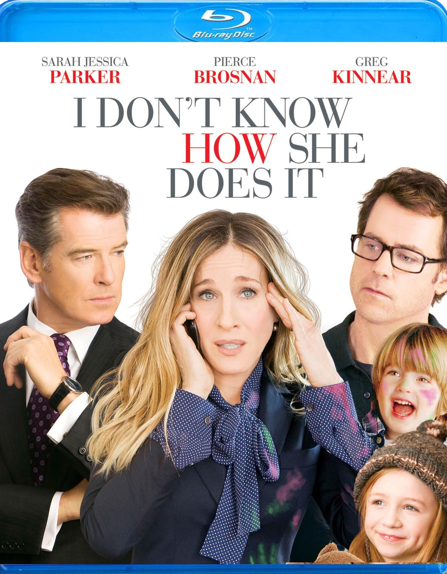 Blu-ray : I Don't Know How She Does It (Blu-ray)