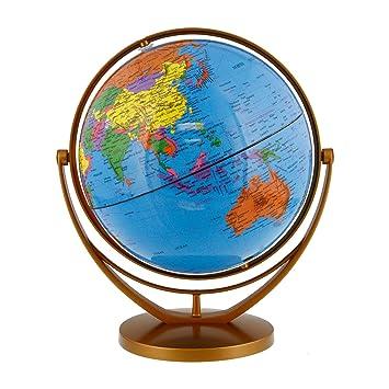 Amazon tcp global 8 20cm blue ocean desktop world globe tcp global 8quot 20cm blue ocean desktop world globe gumiabroncs Images