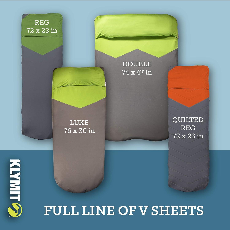 Klymit V Sheet for your Static V Sleeping Pad New