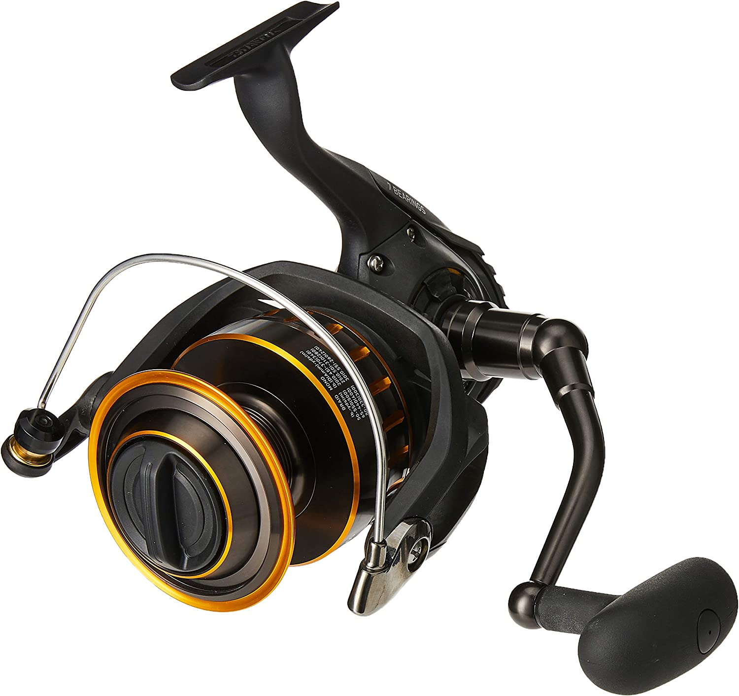 best musky reel: Daiwa BG Spinning Reel