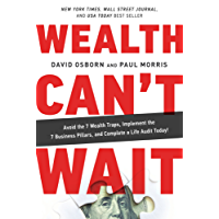 Wealth Can't Wait: Avoid the 7 Wealth Traps, Implement the 7 Business Pillars, and Complete a Life Audit Today! (English Edition)