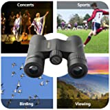 Small, Compact Binoculars for Adults and Kids