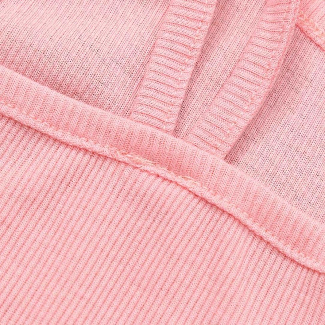 Lisin Summer Children Kids Girls Tops Sleeveless O-Neck Backless Vest T Shirt Tops Clothes