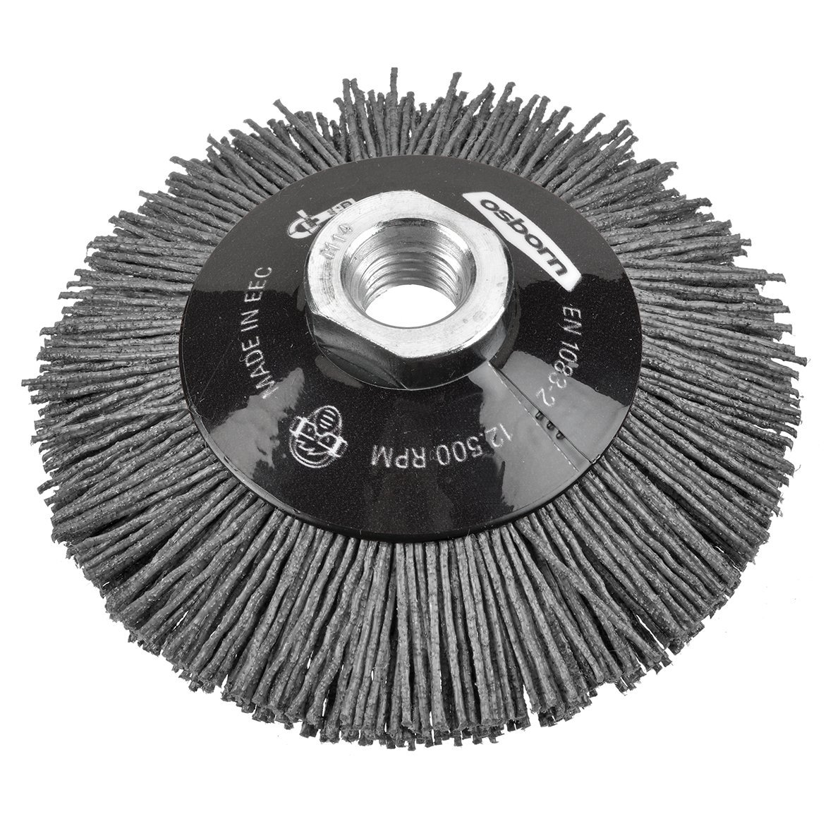 Osborn novedad Cono Cepillo para baterí a Amoladora de á ngulo (115 mm, 1 pieza, 6802622891 1pieza Osborn International GmbH