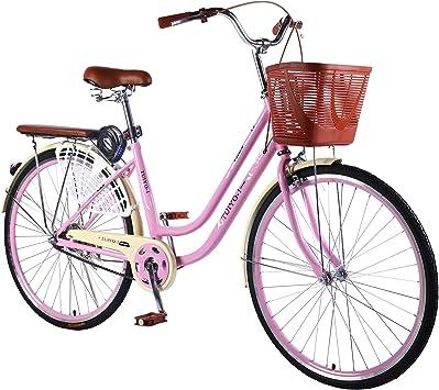 TUIYO-1 R6 Bicicleta De 26 Pulgadas Bicicleta De Confort para ...