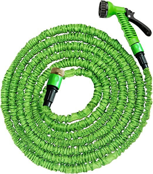 Ansio 100 Ft Garden Hose Pipe Expandable Hose Pipe Super Light Weight Expandable Hose Pipe