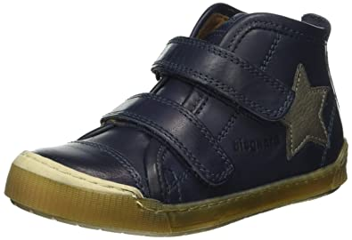 95979489252329 Bisgaard Shoe with velcro 40704216