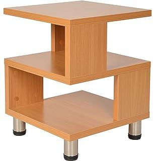Ts Ideen Standregal Beistelltisch Aufbewahrung Holz Farbe Buchenholz Telefon Ablage Nachttisch Flur Schlafzimmer Bro