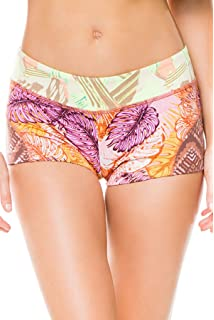 f0942bd03f Maaji Women's Peaches Beaches Shorts Cover up, Bright Red, M at ...