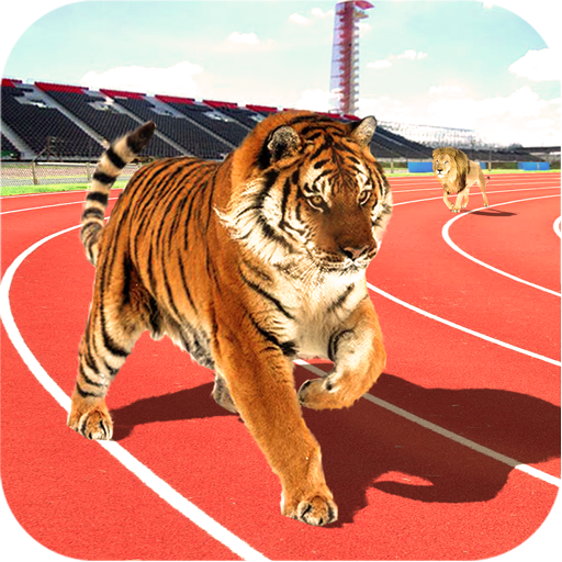 Wild Animal Simulator: Free Cheetah,Lion,Wolf racing simulator games