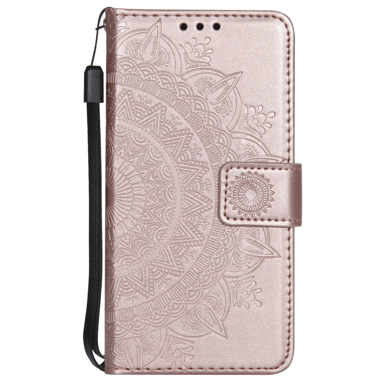 NEXCURIO iPhone 7 / iPhone 8 Hü lle Leder, Handyhü lle Tasche Leder Flip Case Brieftasche Etui mit Kartenfach Stoß fest Kratzfest Schutzhü lle fü r Apple iPhone7 / iPhone8 (4,7 Zoll) - NEHHA11296 Grau