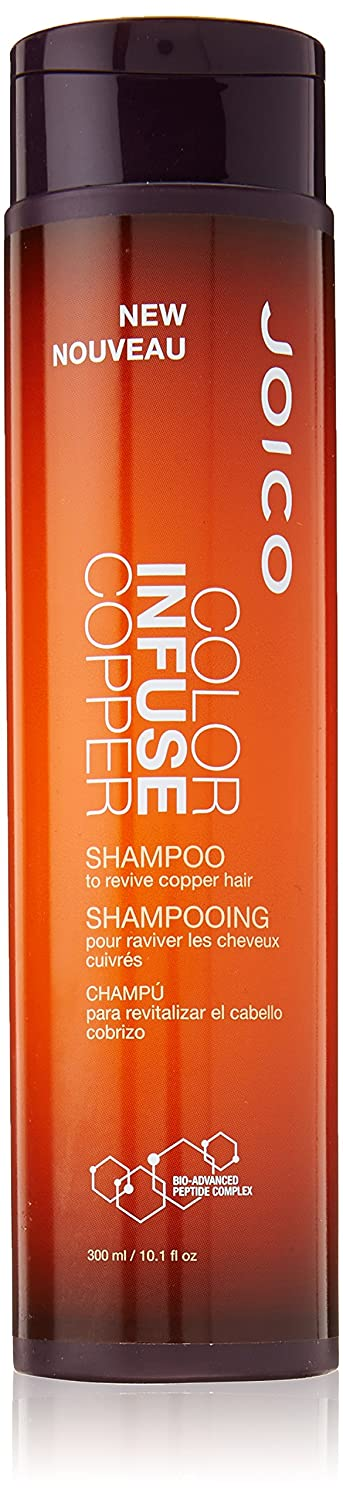 Joico Color Infuse Shampoo, Copper, 10.1 Ounce