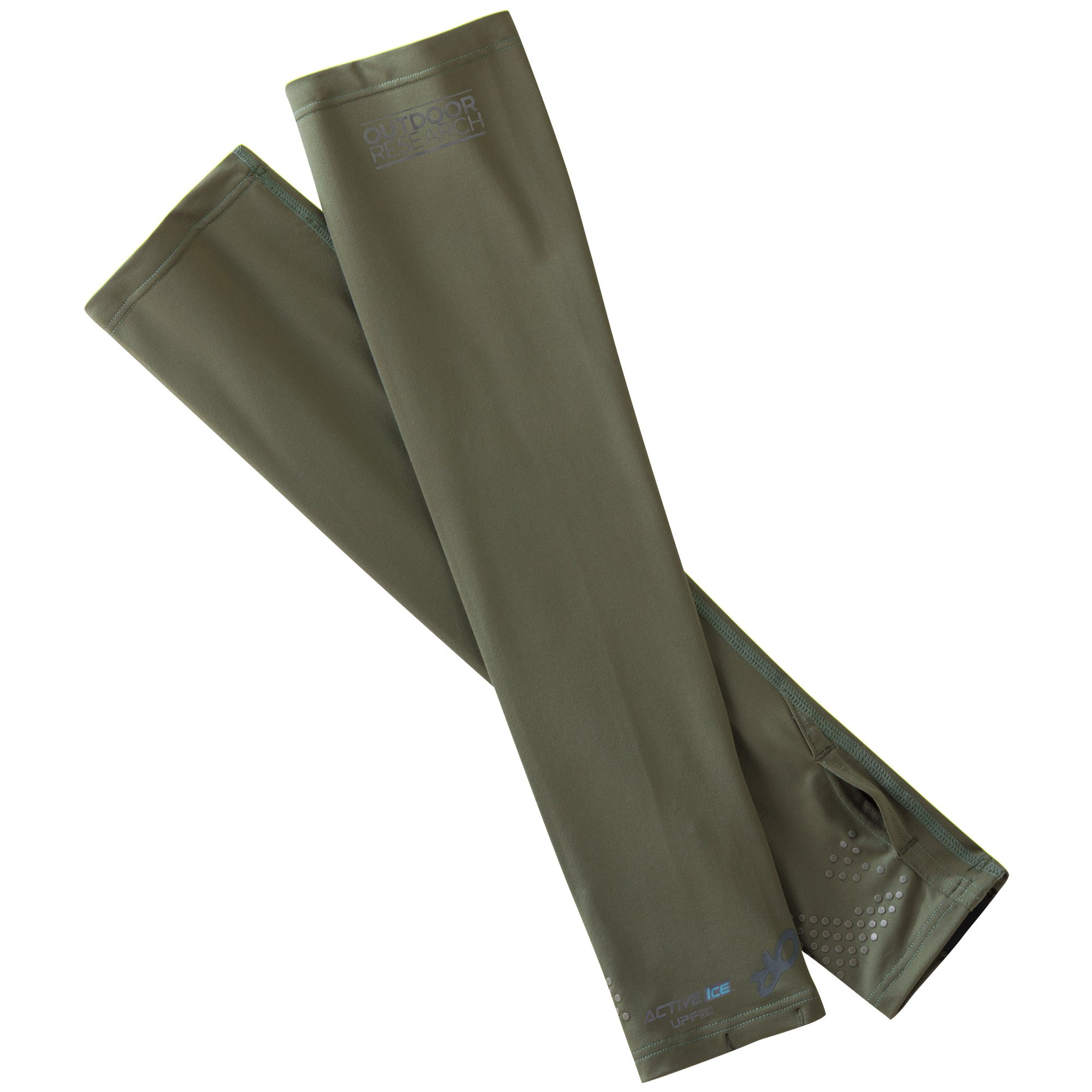 Outdoor Research Active Ice Sun Sleeves, Fatigue, Large/X-Large by Outdoor Research