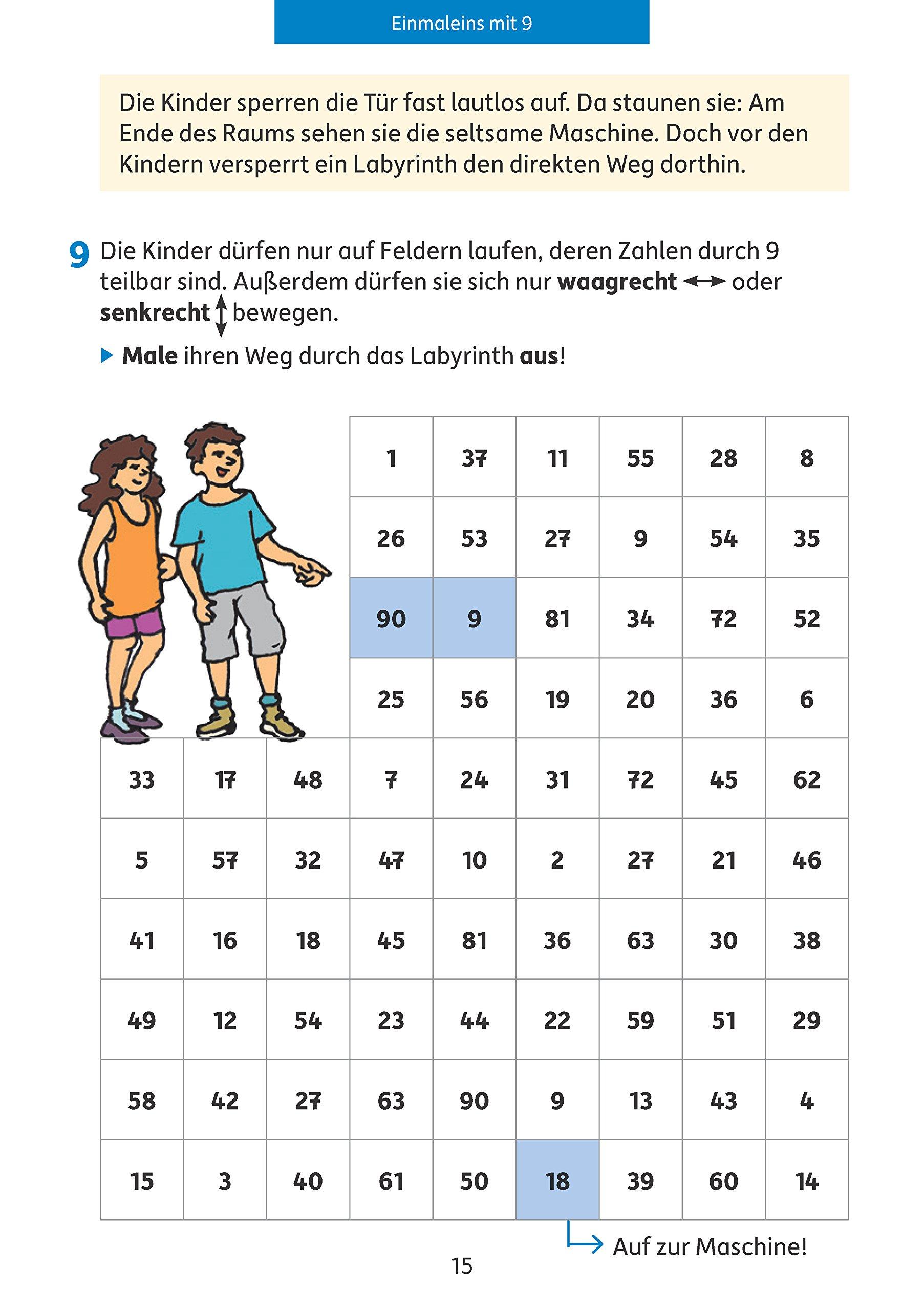 Wunderbar Grundrechen Fragen Ideen - Übungen Mathe ...