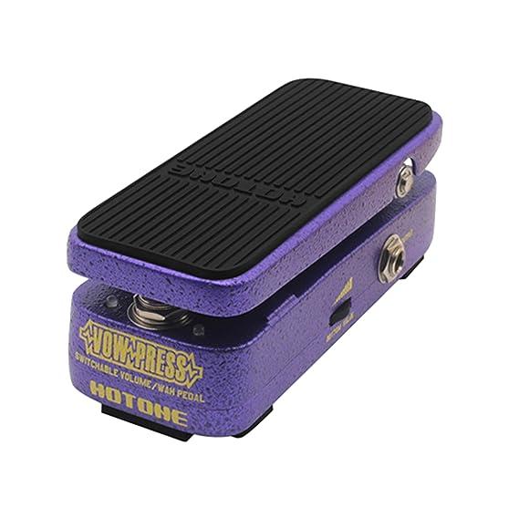 Hotone Vow Press · Pedal guitarra eléctrica: Amazon.es: Instrumentos musicales