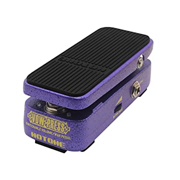 Hotone Vow Press · Pedal guitarra eléctrica: Amazon.es: Instrumentos musicales