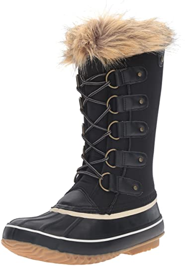 62e8bb6ac JBU by Jambu Women's Edith Weather Ready Snow Boot, Black, ...