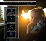 Car Air Purifier with 2X Ultra Fast USB Charging