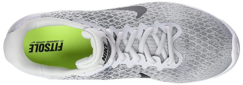 Nike Men S Air Max Sequent 2 Pure Platinum Black Cool Grey Running