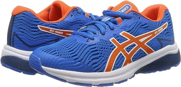 ASICS Gt-1000 8 GS, Zapatillas de Running Unisex niños: MainApps: Amazon.es: Zapatos y complementos