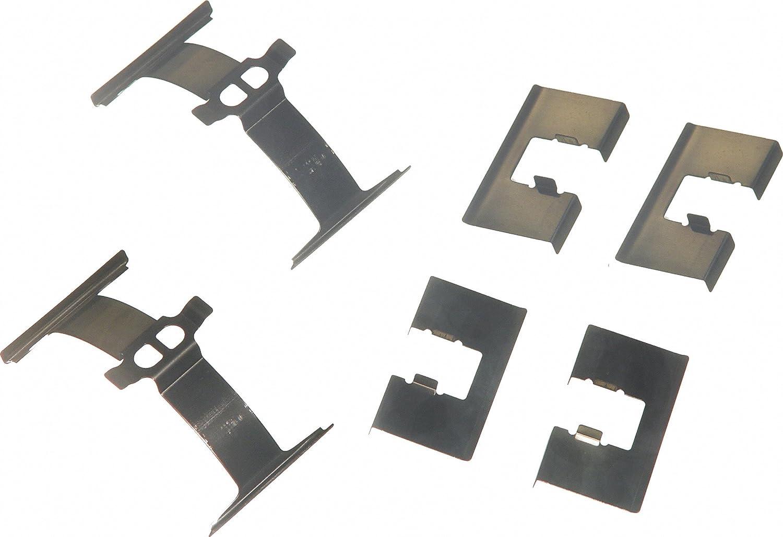 Wagner H15698 Rear Disc Brake Hardware Kit