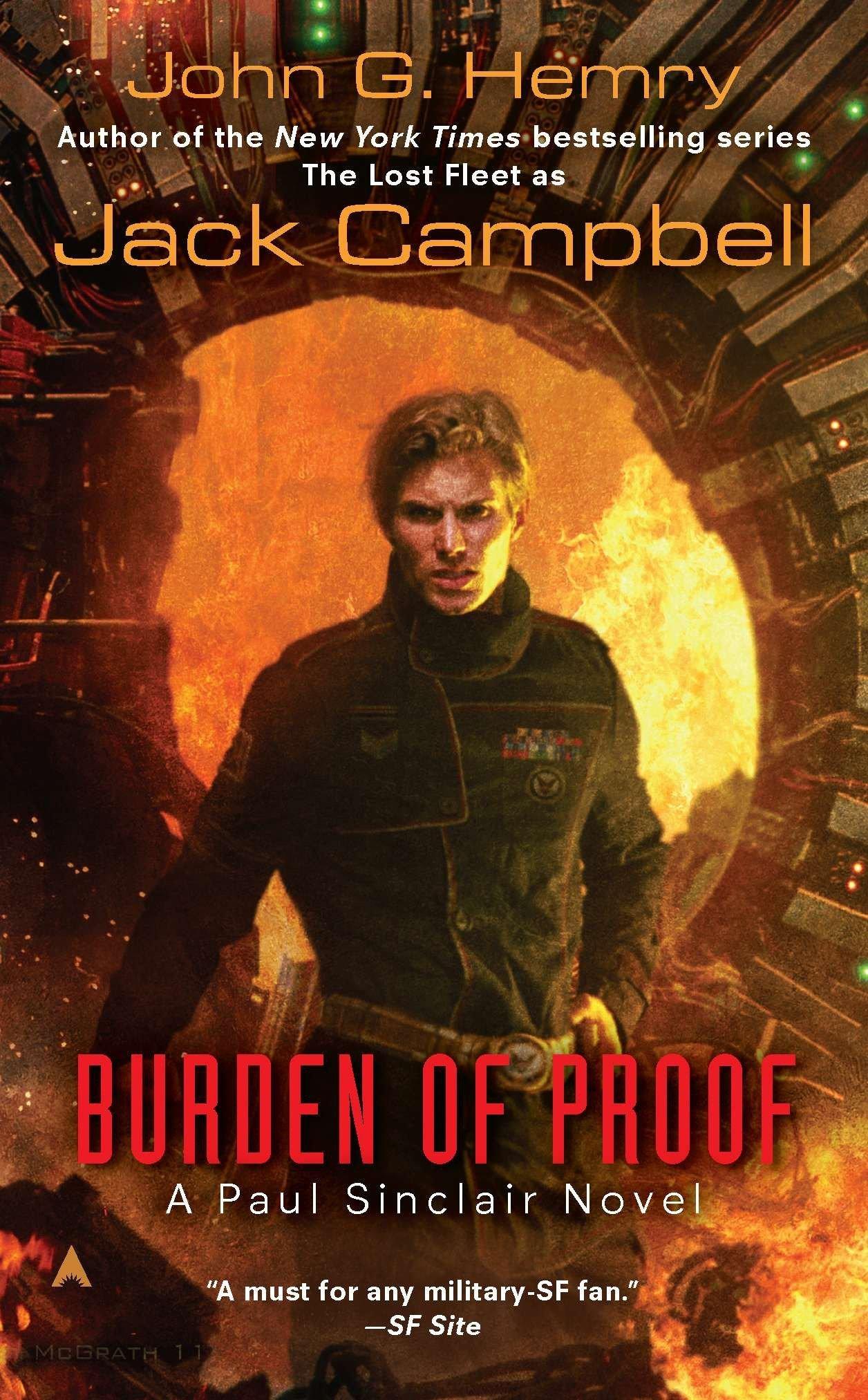 Burden of Proof (A Paul Sinclair Novel) pdf