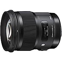 Sigma 50mm F1,4 DG HSM Art Objektiv (77mm Filtergewinde) für Nikon Objektivbajonett