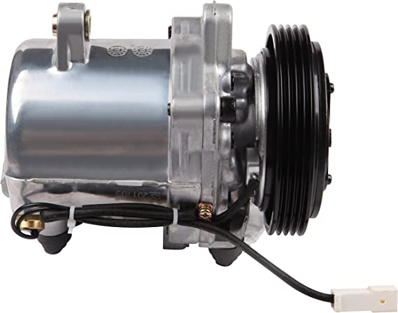 cciyu AC Compressor and A//C Clutches Set for Suzuki Grand Vitara 2.5L 1999-2005 Replacement fit for CO 10620C Auto Repair Compressors Assembly