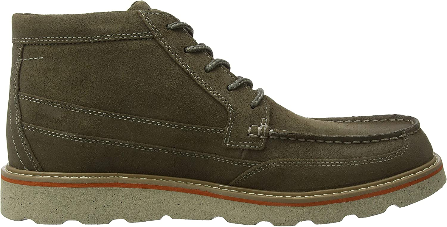 Rockport Mens Storm Front Moc Boot Moccasin