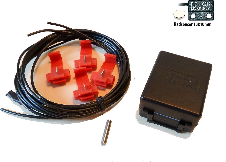 Kmh Begrenzer Drehzahlbegrenzer Digital Magnet Double Check Dzb Universal Auto