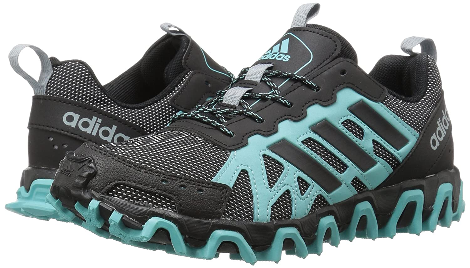 adidas Performance Women's Incision W Trail Runner B01H7Z5IIE 6 B(M) US|Easy Mint/Black/White