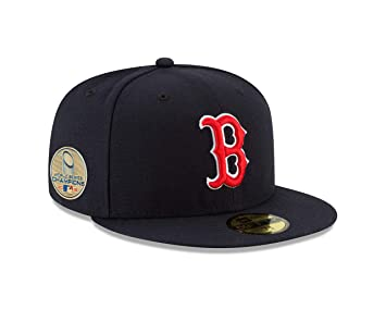 super popular efd6d 44c94 ... official store new era boston red sox 2018 world series champions side  patch 59fifty fitted hat