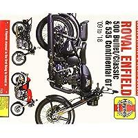 Royal Enfield Bullet and Continental GT Service & Repair Manual (2009 to 2018)