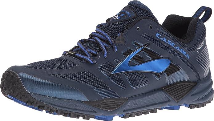 Brooks Cascadia 11 GTX, Zapatos para Correr para Hombre: Amazon.es: Zapatos y complementos