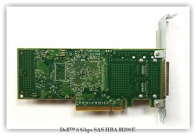 Dell 6gbps sas hba driver vmware