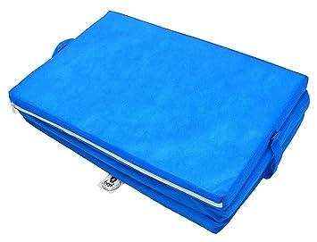 dick, blau Babybett tragbar faltbar f/ür Neugeborene zusammenklappbar LZYMSZ Baby-Reisebett f/ür den Sommer f/ür 0-24 Monate alte Babys im Innen- und Au/ßenbereich