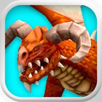 Amazon Com 3d Dragon Adventure Game Kingdom Clash Of War Free