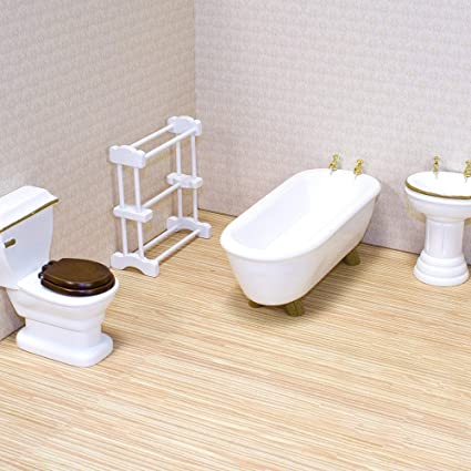 1.12 Scale Washing Up. Draining Board Dolls House Kitchen Accessory