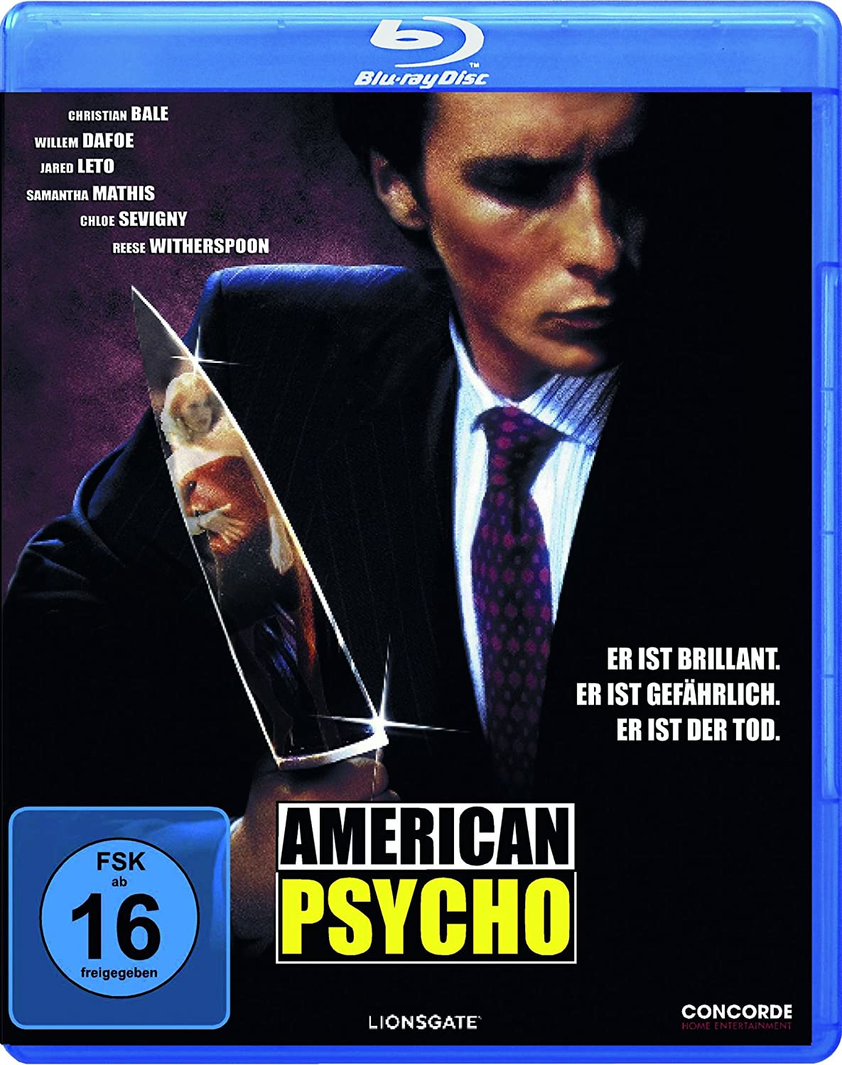 american psycho co uk dvd blu ray
