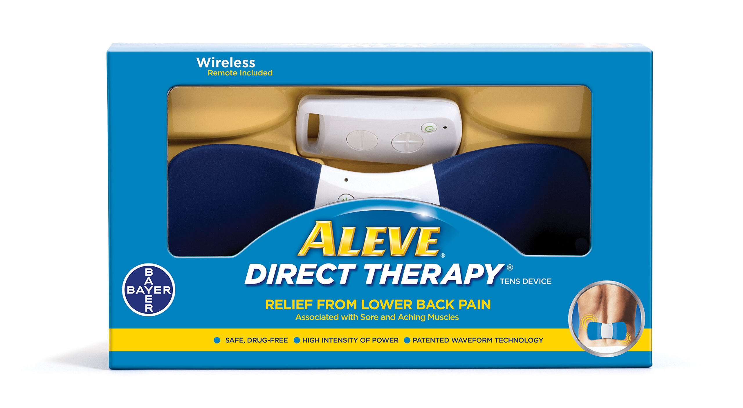 Amazon Aleve Direct Therapy Tens Device Health Personal Care