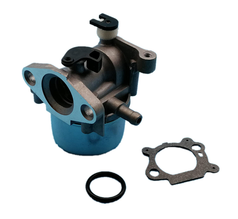 Tuzliufi Replace Carburetor Carb Briggs and Stratton 799871 790845 799866 796707 794304 Quantum Engine 4 Cycle Lawn Mower Generator 122000 122k02 122K05 122K07 122K09 122K82 122T02 Engines New Z12