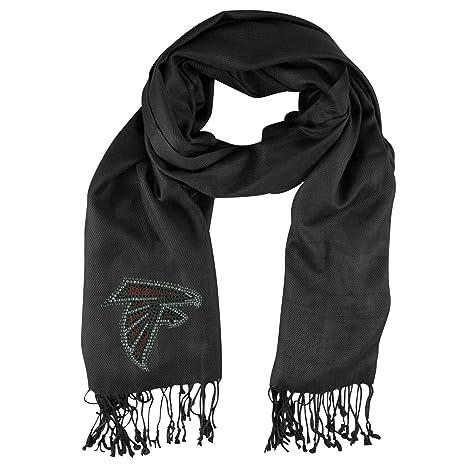 Amazon.com   NFL Atlanta Falcons Pashi Fan Scarf   Sports Fan ... 2dee9ff2d