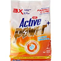 UIC Active Power Laundry Powder Detergent - Musty Removal, 2.5 kilograms