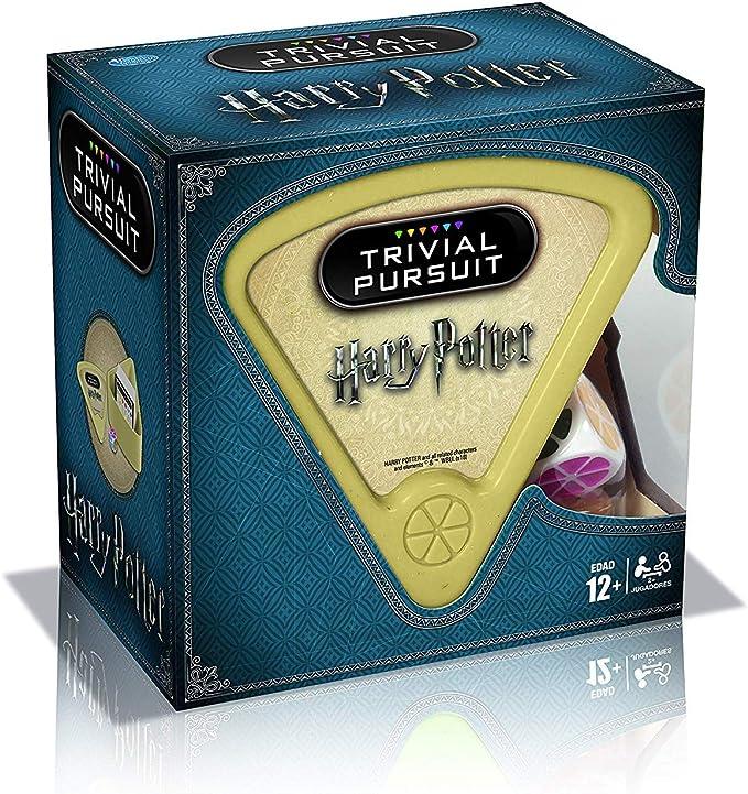 Outletdelocio. Juego de Mesa Trivial Bite Harry Potter. Edicion en Castellano.: Amazon.es: Juguetes y juegos