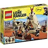 LEGO The Lone Ranger 79107: Comanche Camp