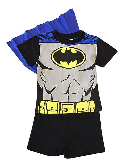 Sam le Pompier - Pijama dos piezas - para niño Batman Noir 2